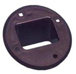 CHARGER RECEPTACLE BEZEL