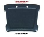 Club Car Steering Wheel Cover in Carbon Fiber