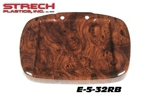 E-Z-GO TXT 94+ Steering Wheel Cover Regal Burl