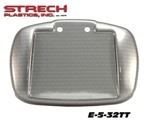 E-Z-GO TXT 94+ Steering Wheel Cover Titanium