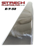 E-Z-GO TXT Stainless Steel Armour Plate - driver side