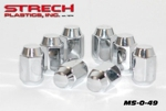Lug Nuts Standard Chrome