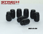 "Lug Nut 1/2"" Flat Black"
